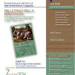 """Presentazione del libro """"Nelle fauci della burocrazia"""" di Gerardantonio Coppola"""