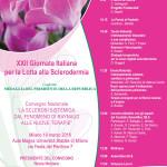 XXII Giornata per la lotta alla Sclerodermia: dal fenomeno di Raynaud alle nuove terapie