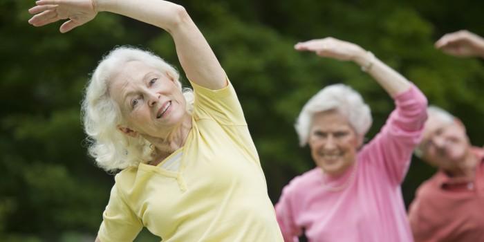 ginnastica anziani