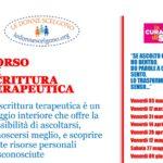Corso di scrittura terapeutica: dal 3 marzo a Roma otto incontri per le donne che hanno vissuto il cancro