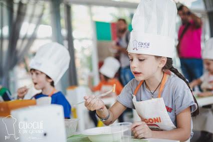 Cuochi per un giorno, il Festival nazionale di cucina under 12, il 7 e 8 ottobre a Modena
