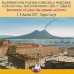 Esposizione ad agenti chimici: a Napoli un convegno sul monitoraggio