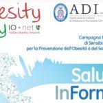 Obesity Day 2017: il 10 ottobre la manifestazione nei luoghi patrimonio dell'Unesco