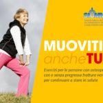 """""""Muoviti anche tu"""": un tutorial contro l'osteoporosi"""