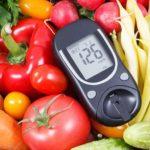 Alimenti funzionali associati ad un paziente diabetico